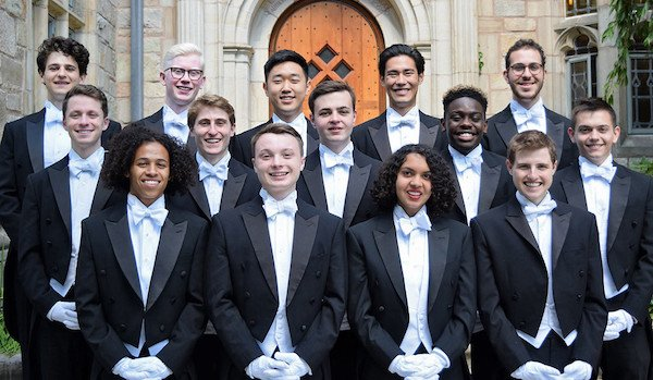 Apr 6 – The Whiffenpoofs of Yale University